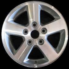 dodge caravan wheels ebay