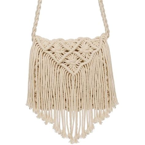 Macrame Bags - festiva macrame cross bag deedee things