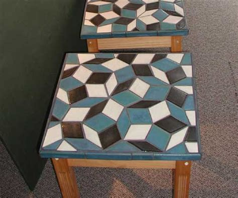 Images Of Small Kitchens by Penrose Tile Table Stoneware Tile