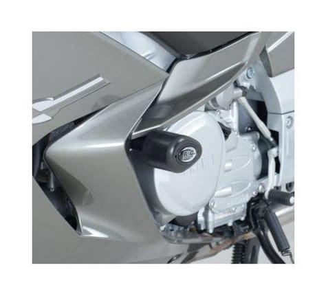 Frame Slider Yamaha R25 Nui Racing r g racing aero frame sliders yamaha fjr1300 2013 2015 revzilla