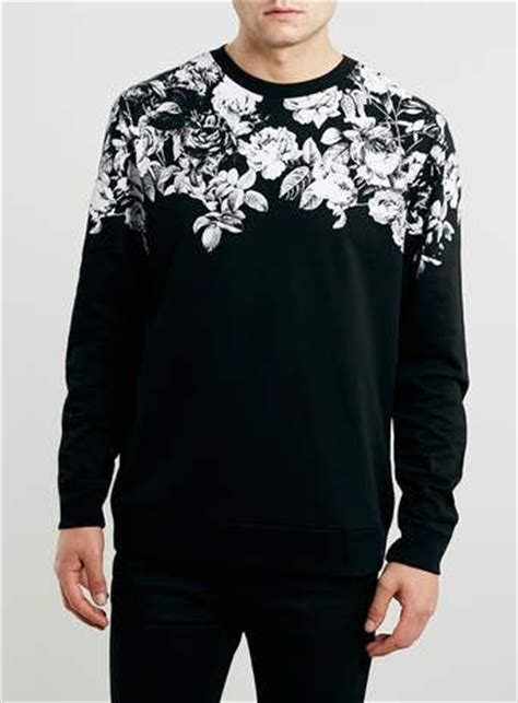 Fower Flower Sweater Hody mens floral hoodie trendy clothes