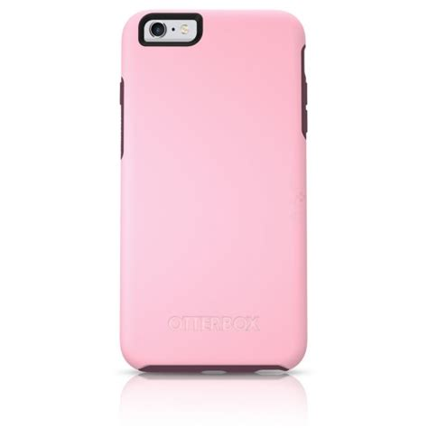 Otterbox Symmetry For Iphone 8 Plus Pink Colour Ori Asli otterbox iphone 6 plus 6s plus symmetry series pink purple a4c