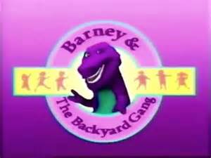 Barney The Backyard Gang Waiting For Santa Barney Amp The Backyard Gang Waiting For Santa Custom Intro