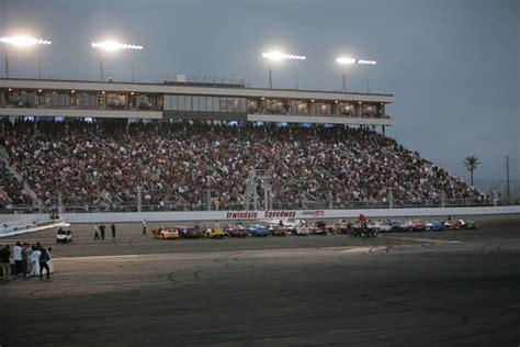 irwindale speedway cancels  racing season autoguidecom news