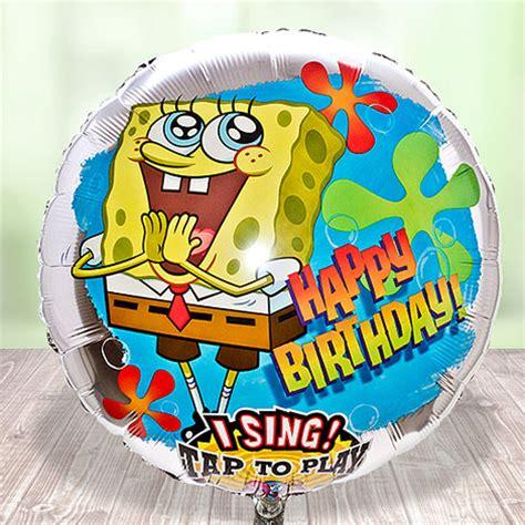 printable spongebob happy birthday banner spongebob happy birthday pics images