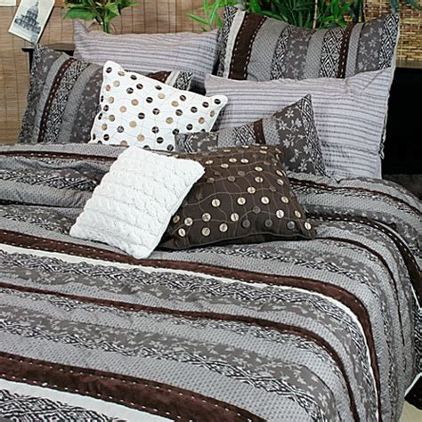 b smith bedding the vintage house by park b smith 174 sundance quilt bed bath beyond