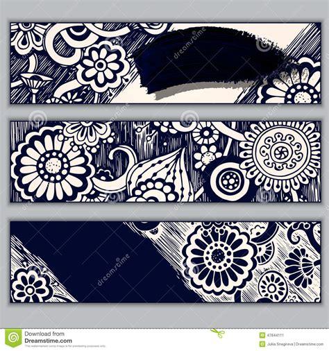 doodle batik paisley batik background ethnic doodle cards stock photo