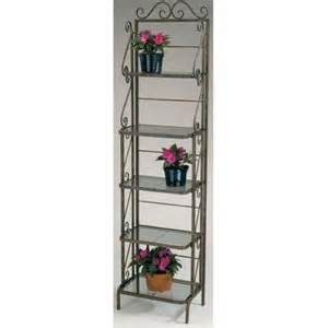 Decorative Bakers Rack Deer Park Ironworks Bakers Rack Br107 Decorative