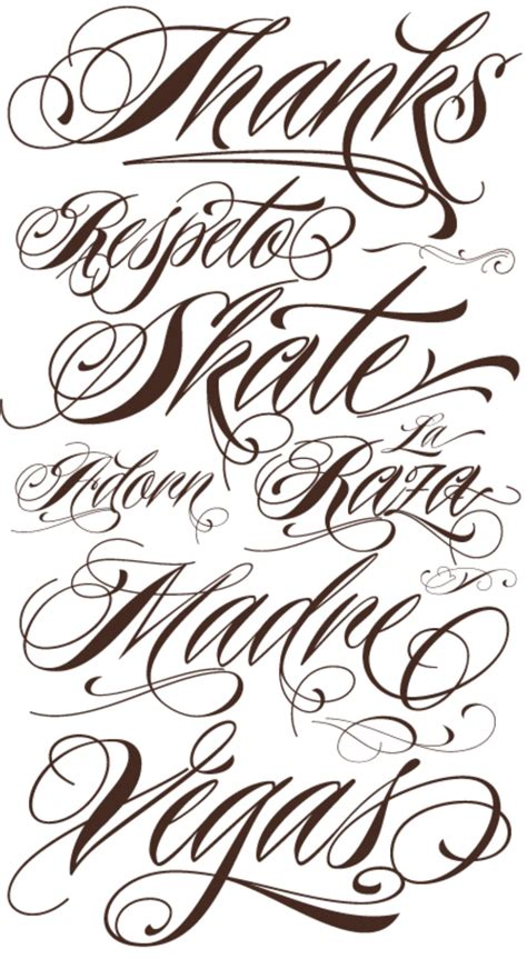 tattoo letters handwriting fancy cursive fonts alphabet for tattoos fancy cursive