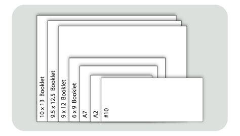 Business Letter Envelope Size Envelopes Artech Printing Inc