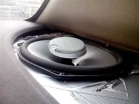 infinity reference 9633 6x9 jl audio lifer