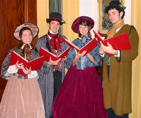 images of christmas carolers carolers christmas pictures