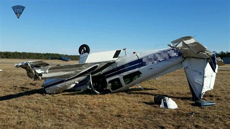 plymouth airport plane crashes at plymouth airport mspnews org