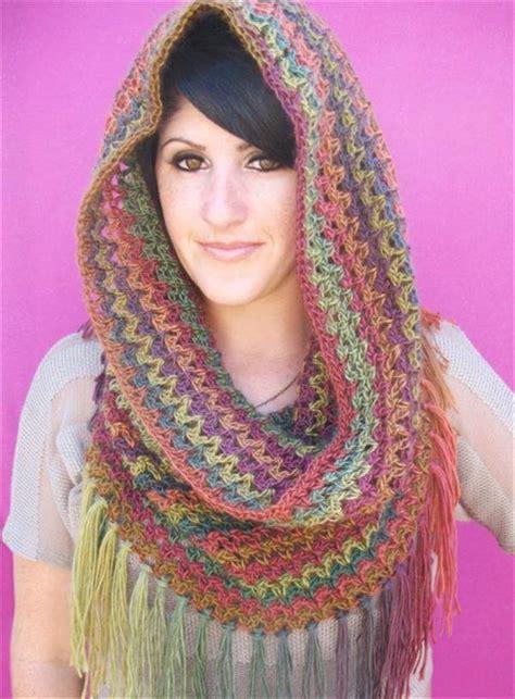 9 easy crochet cowls for s 101 crochet