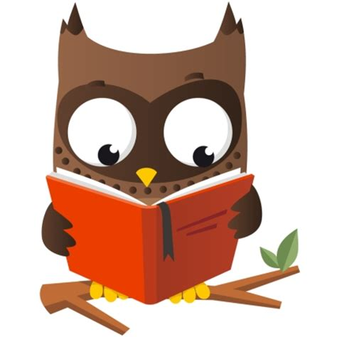 owl reading book best owl reading clipart 21056 clipartion com