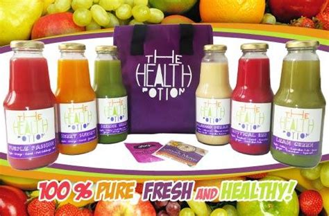 Detox Juice Delivery Philippines by 38 Detoxifying Organic Juice From Health Potion Promo