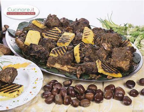 ricetta per cucinare il capriolo capriolo con castagne cucinare it