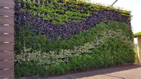 imagenes de jardines verticales pequeños jardines verticales de 40 fotos de inspiraci 243 n verde