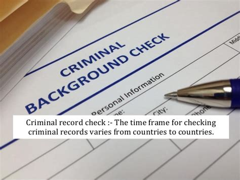 Background Check Taking 2 Weeks How An Employee Background Check Take Place