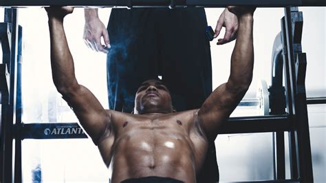 evander holyfield bench press workouts for boxing strength sport fatare