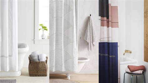 Shower Curtains For Bathroom Modern Bathroom Curtains Peenmedia