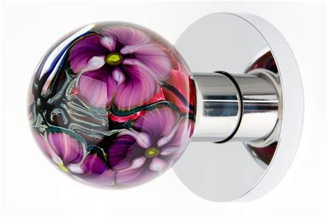 Coloured Glass Door Knobs by Colorful Door Knobs Colored Blue Black Cheap