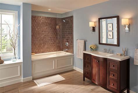 simple bathroom upgrades easy ideas  improving  bathroom delta faucet inspired living