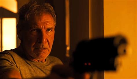 new movie trailers blade runner 2049 by harrison ford and ryan gosling blade runner 2049 first footage sees harrison ford pointing a gun at ryan gosling
