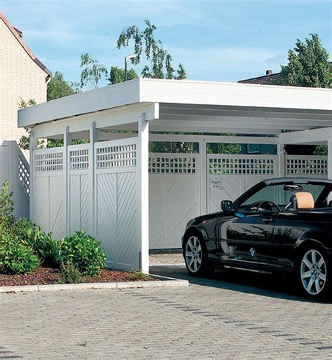 douglasie carport carports und garagen holzland beese unna