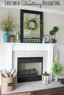 ideas for decorating a mantel 17 best ideas about fireplace mantel decorations on