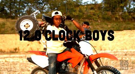 pug documentary 12 o clock boys trailer documentary of baltimore dirt bike culture hip hop hundred