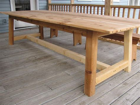 Cedar Dining Tables Etsy Your Place To Buy And Sell All Things Handmade Vintage And Supplies
