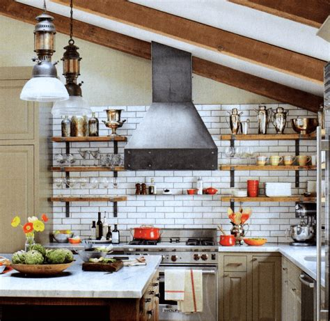 design  industrial kitchen   home