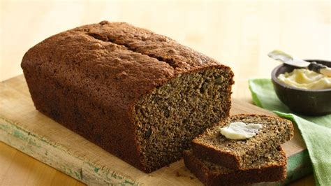 whole wheat 9 grain bread recipe whole wheat banana bread recipe from betty crocker