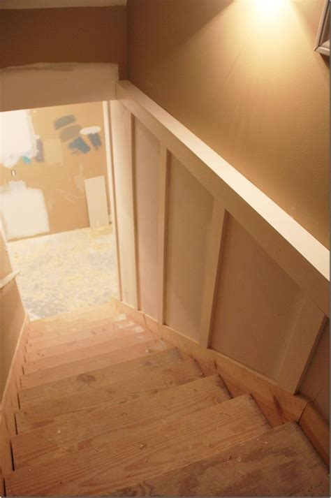 House Plans: Stunning Basement Stair Ideas With Colorful