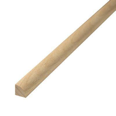 étagère quart de rond quart de rond en h 234 tre 14 x 14 mm l 2 4 m castorama
