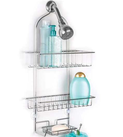 Hanging Bathroom Shower Caddy Hanging Shower Caddy Winston In Shower Caddies