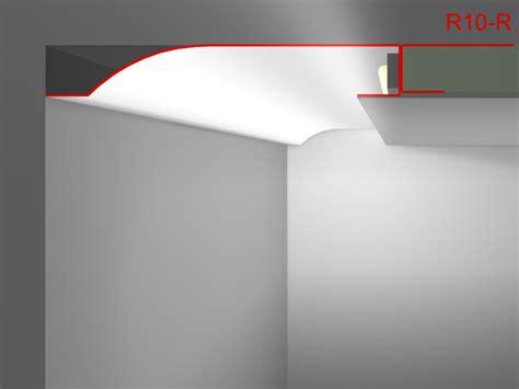 led cove lighting profile r10 r led profilelement gmbh