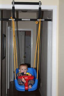 doorway baby swing pinterest the world s catalog of ideas