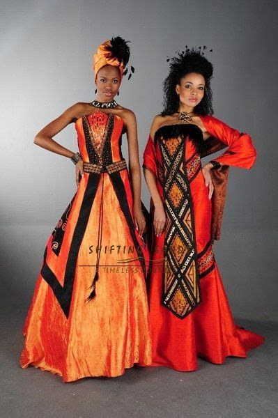 Tatia Maxi shifting sands traditional left xhosa inspired
