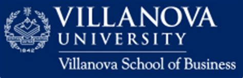 Villanova Mba Analytics by Business Degrees Mba Msa Villanova