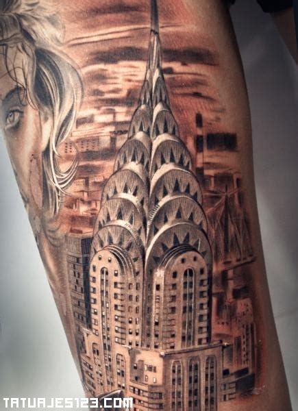 tattoo nyc empire state empire state tatuajes 123