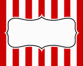 Carnival Sign Template by East Coast Carnival Signage