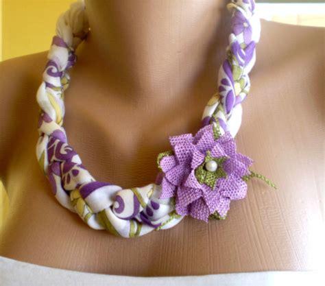 como hacer un collar c 243 mo hacer un collar de tela trenzado shirt scarves