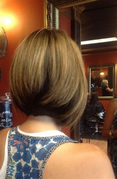 Long Inverted Bob Haircut Long Inverted Bob Black Hair