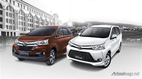 Lu Kabut Grand New Avanza ini bedanya grand new toyota avanza dan great new xenia