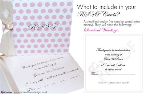 rsvp cards for weddings templates made with wording for rsvp cards wording templates