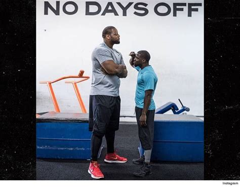 kevin hart gym ndamukong suh dead weight for kevin hart s gym