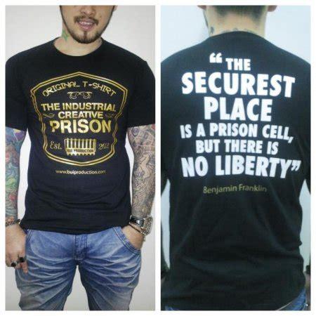 Bui Production Jadwal Warga Binaan bui production kaos distro bertema penjara keren dan