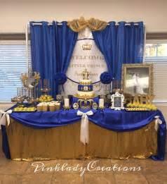 royal blue baby shower decorations www awalkinhell com